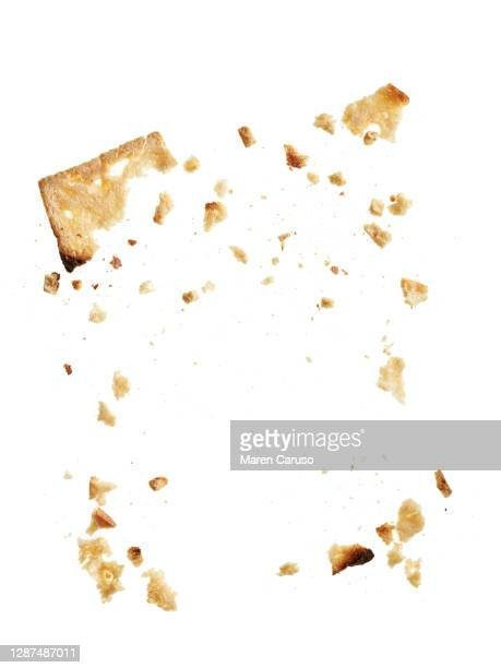 crakcer crumbs - gluten free bread stock pictures, royalty-free photos & images
