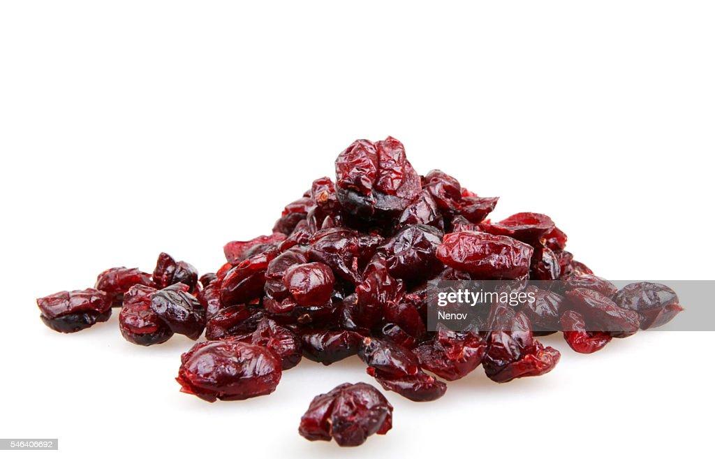 Cranberry isolated : Stock Photo