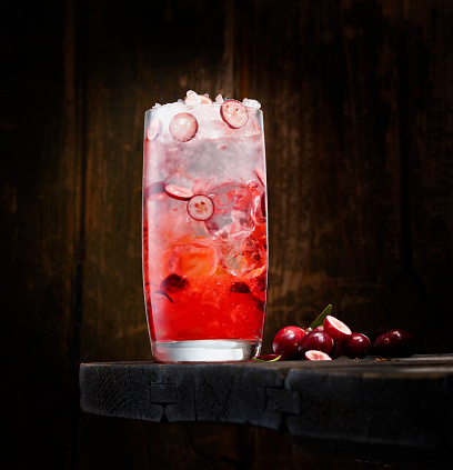 Cranberry wodka - gettyimageskorea