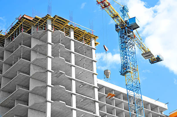 Free Construction Concrete Site Images Pictures And