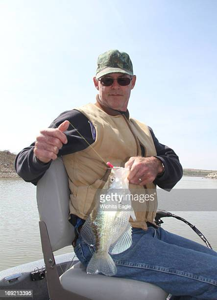 Crappie have been one of several species of fish that offered great angling over the past year even when Tuttle Creek was 10 to 15 feet below normal
