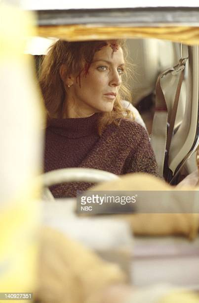 SISTERS Crash and Born Episode 8 Aired 11/14/92 Pictured Patricia Kalember as Georgie Whitsig Photo by Paul Drinkwater/NBCU Photo Bank