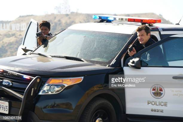THE ROOKIE 'Crash Course' Talia forces Nolan to confront his personal moral instincts in order to be a good cop after he encounters a kidnapping...
