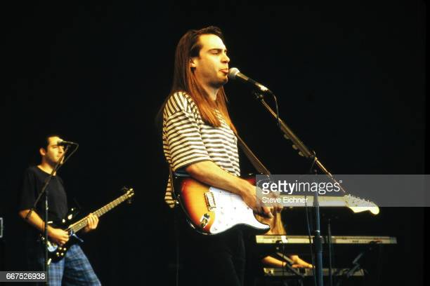 Crash Test Dummies perform at Kiss Concert in Great Woods Mansfield Massachusettes June 4 1994