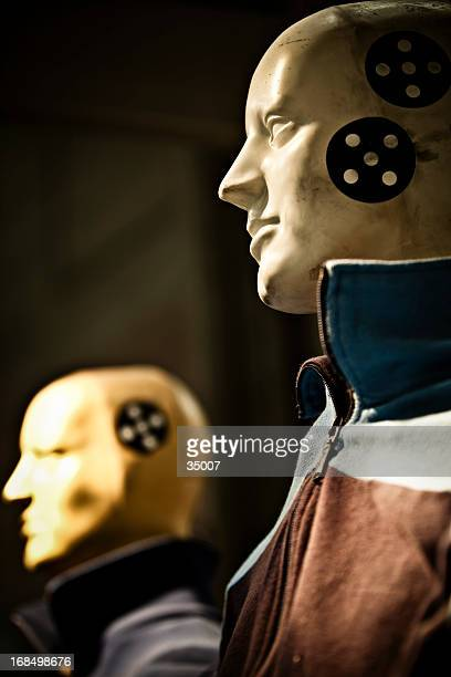 crash test dummy - crash test stock photos and pictures