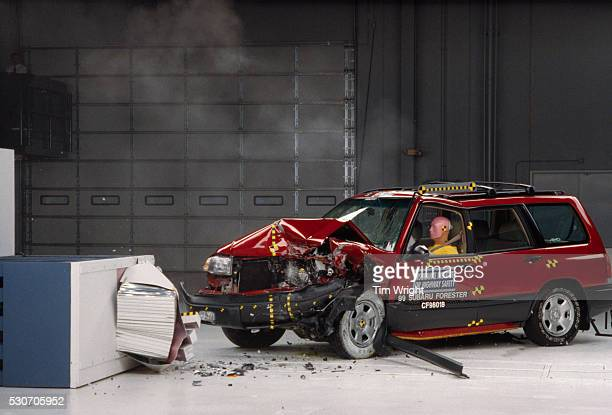 Crash Test Sequence