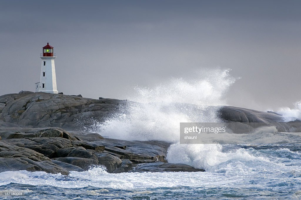 Crashing Surf : Stock Photo