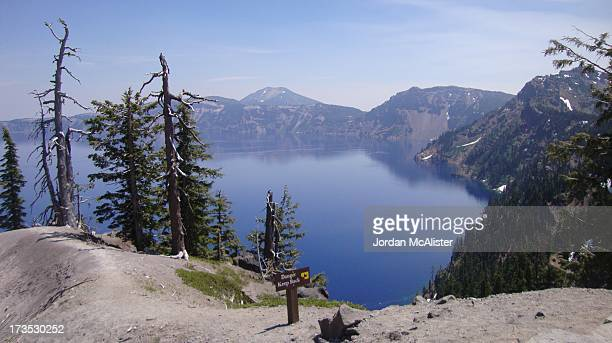 Crater Lake National Park is located in southern Oregon's Klamath County. Established in 1902, Crater Lake National Park is the fifth oldest national...