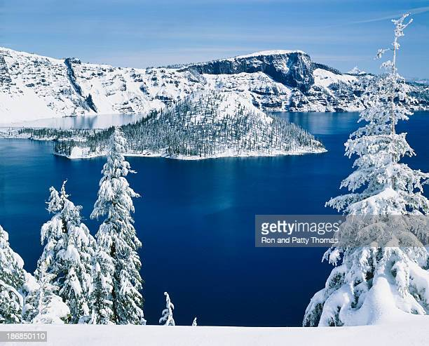 crater lake national park    (p) - wilderness area stock pictures, royalty-free photos & images