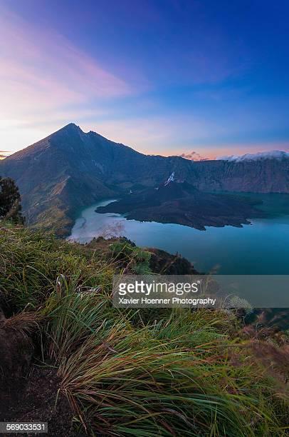 Crater Rim | Mount Rinjani | Lombok, Indonesia