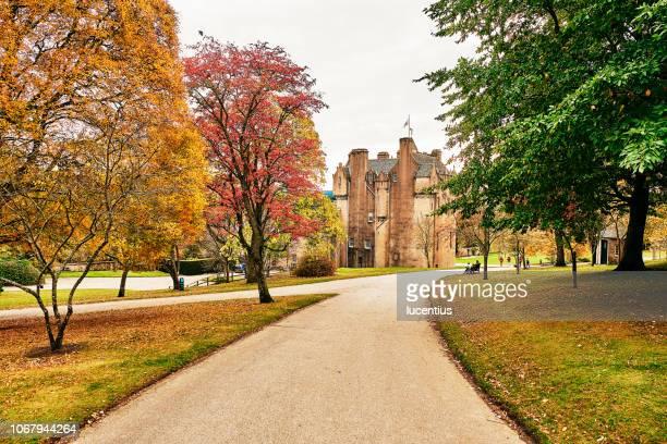 Crathes Castle, Aberdeenshire, Schottland