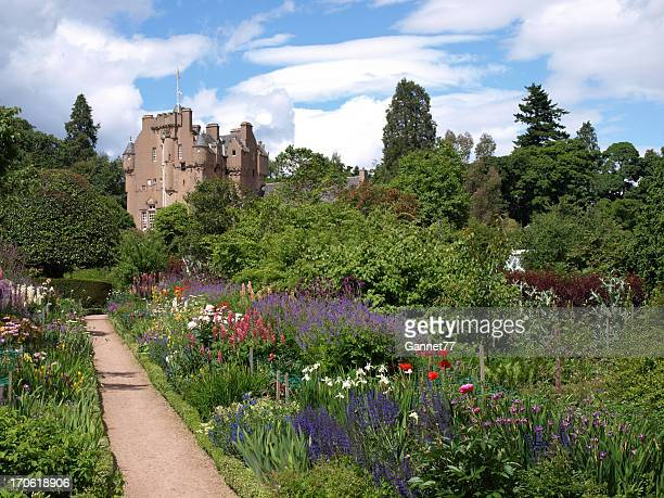 Crathes Castle and Gardens, Scotland