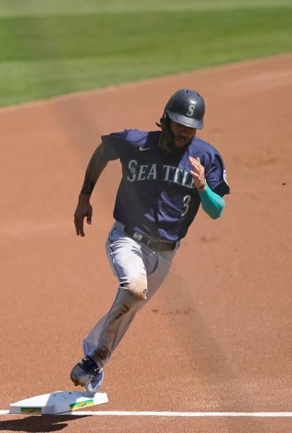 CA: Seattle Mariners v Oakland Athletics