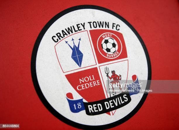 Crawley Town FC club badge