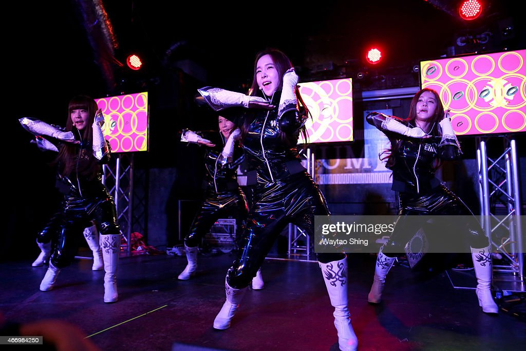 KPop Night Out - 2015 SXSW Music, Film + Interactive Festival : News Photo
