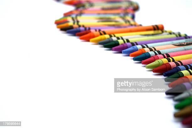 Crayons Wave.