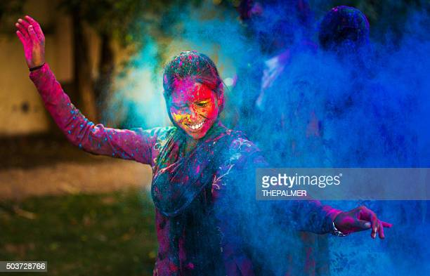 Crazy about Holi