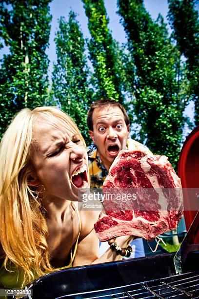 Crazy barbecue