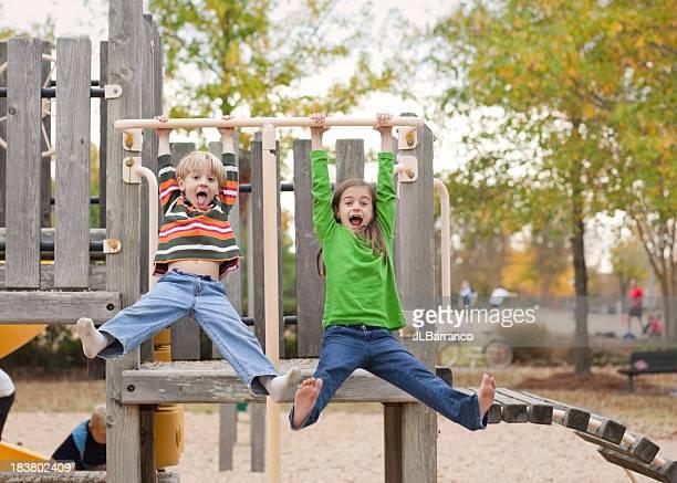 Crazy Fun at the Park