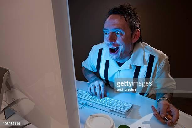 Crazy Internet Predator