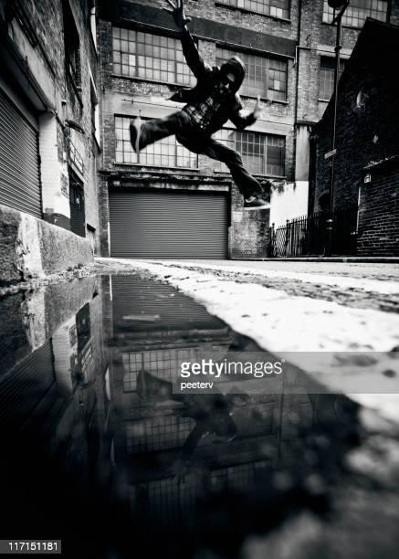 crazy saut