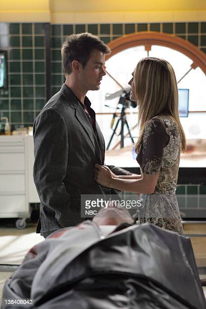 JORDAN Crazy Little Thing Called Love Episode 4 Pictured Josh Duhamel as Danny McCoy Molly Sims as Delinda Deline