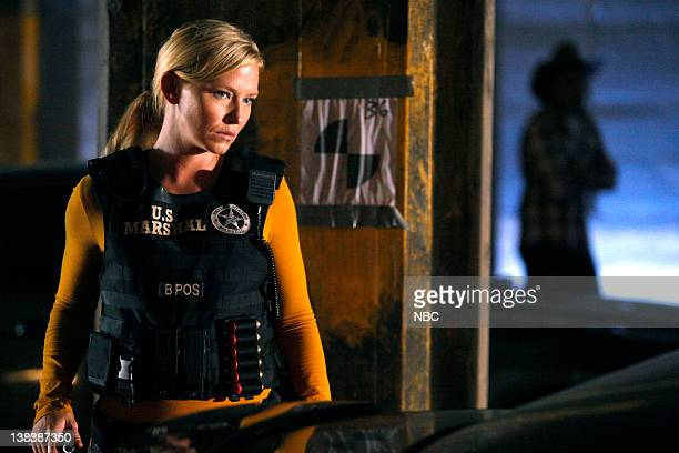 CHASE Crazy Love Episode 110 Pictured Kelli Giddish as Annie Frost