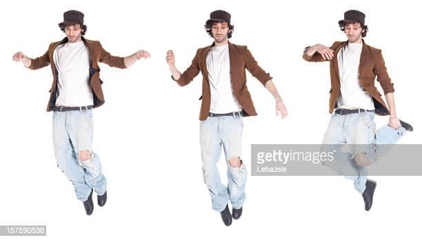 Crazy Man Dancing