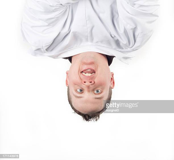 crazy man - straight jacket stock pictures, royalty-free photos & images