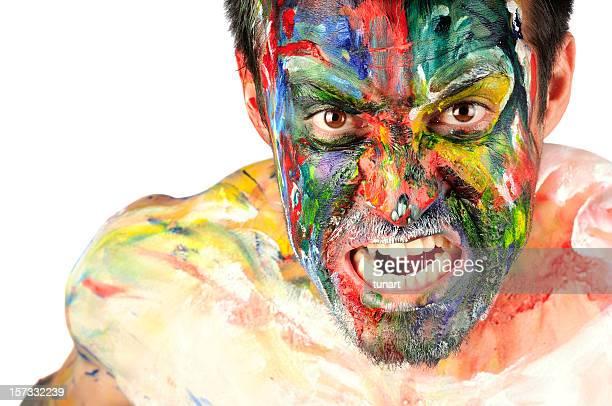 Crazy pintor