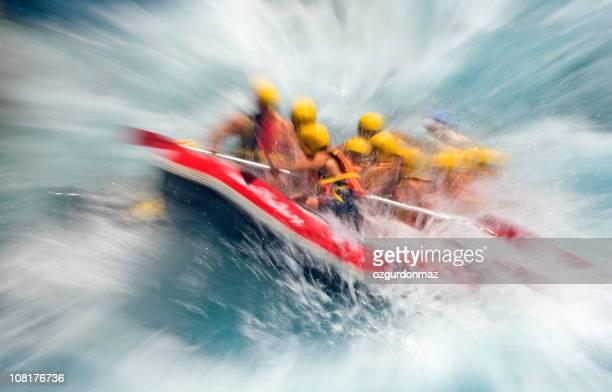 Crazy Rafting