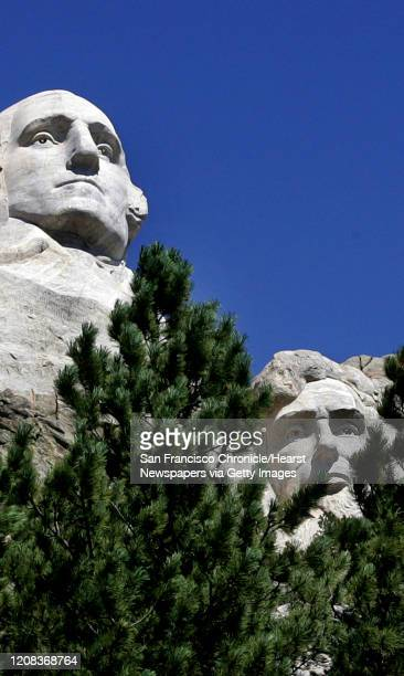 CRAZYHORSE322_fljpg From George Washington left ear to Lincoln chin all four Rushmore Presidents would fit into Crazy Horses face Crazy Horse the...