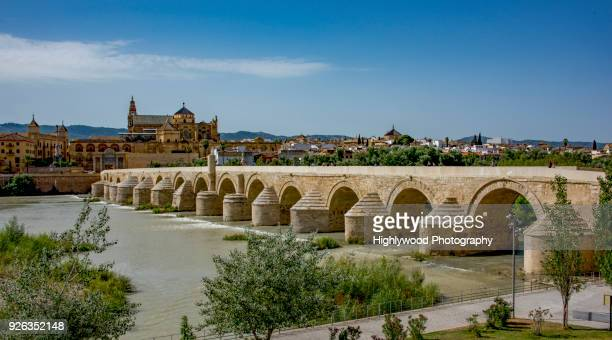 córdoba on a clear day - highlywood stock photos and pictures