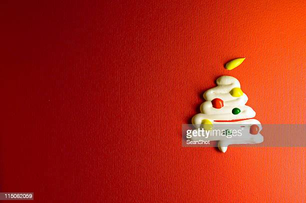 Cream Christmas Tree