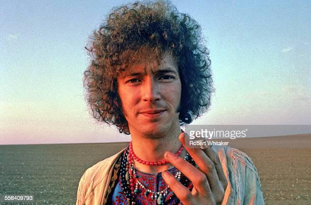 Cream guitarist Eric Clapton, 1967.