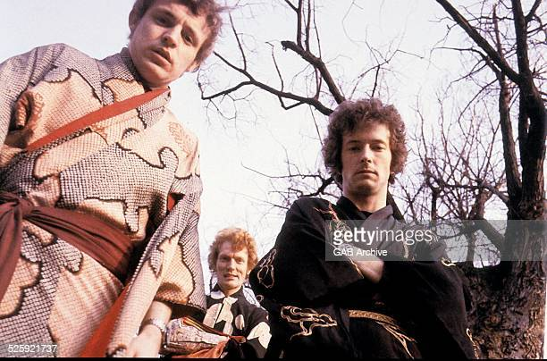 Cream portrait c 1967