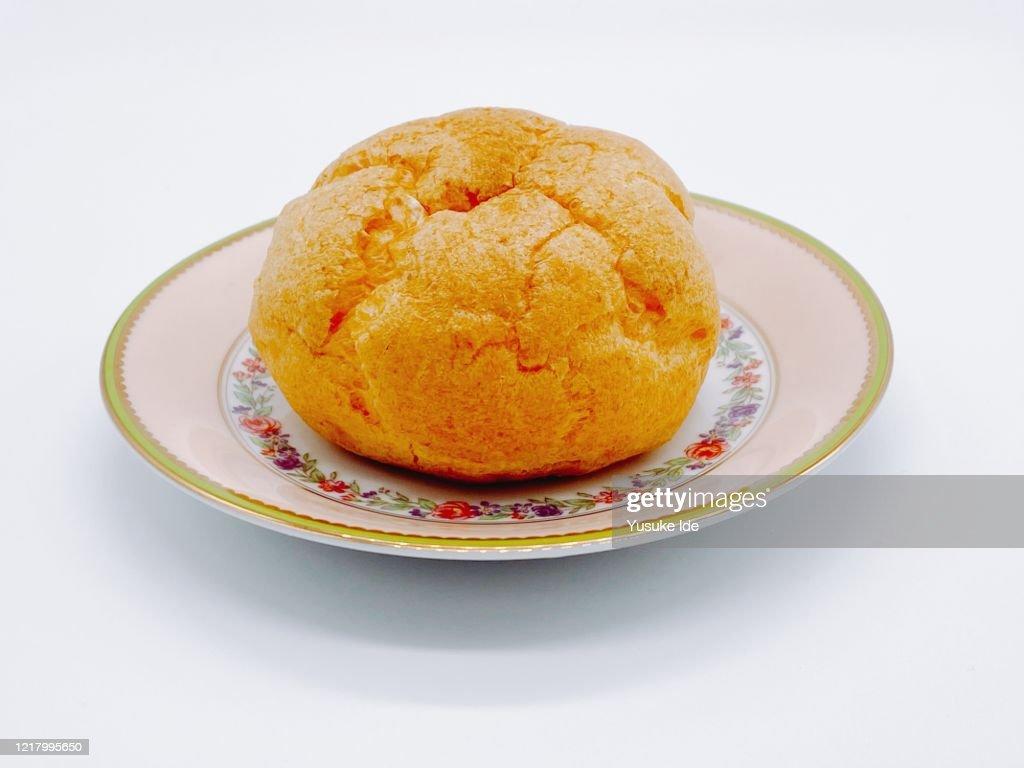 cream puff : Stock Photo