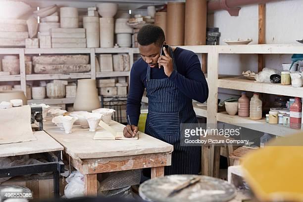 Creating functional ceramics