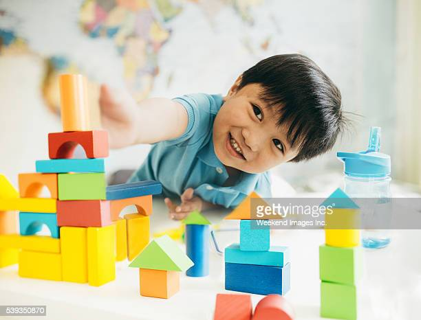 creating new cities - preschool stock pictures, royalty-free photos & images