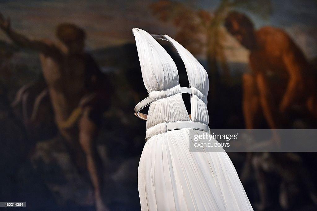 FASHION-ITALY-TUNISIA-FRANCE-ART-ALAIA : News Photo