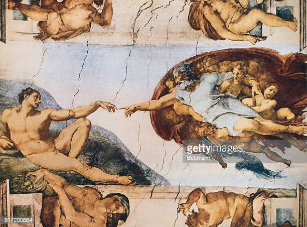 1510|Located in Sistine Chapel Vatican Palace Vatican City