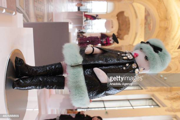 A creation designed by Paule Ka at Petit Palais on November 29 2013 in Paris The world's top fashion houses in the 11th edition of the endeavour have...