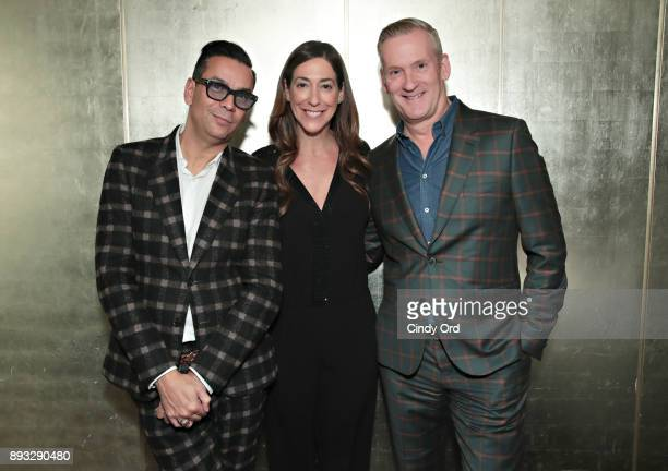 Creative and Fashion Director Modern Luxury James Aguiar President National Portfolio Modern Luxury Marcy Bloom and Regional Manager Retail at Paul...