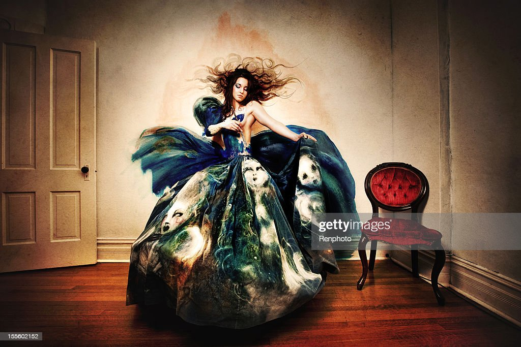 Creative Art Fashion : Stock Photo