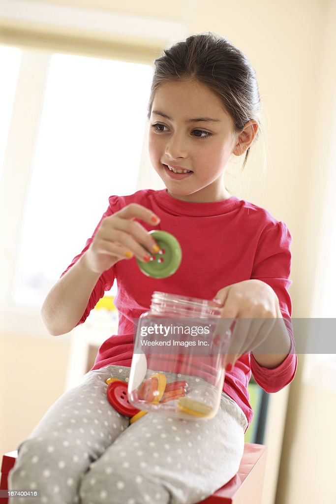 Creative counting : Stock Photo
