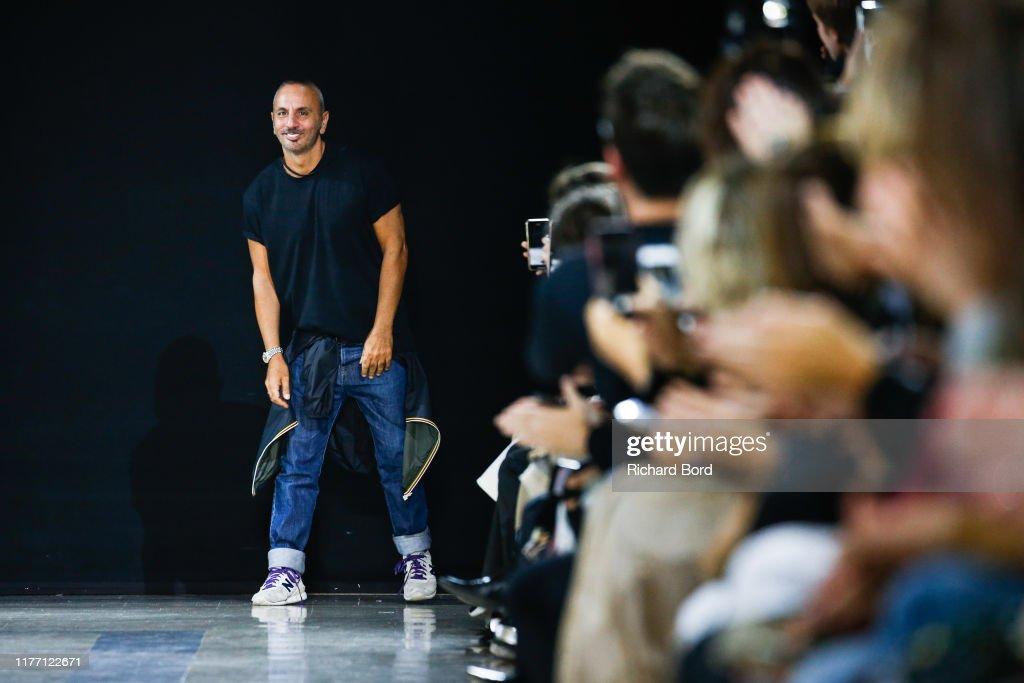 Rochas : Runway - Paris Fashion Week - Womenswear Spring Summer 2020 : ニュース写真