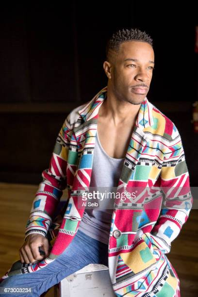 Creative director and choreographer Richard Jackson is photographed for Los Angeles Times on March 30 2017 in Los Angeles California PUBLISHED IMAGE...