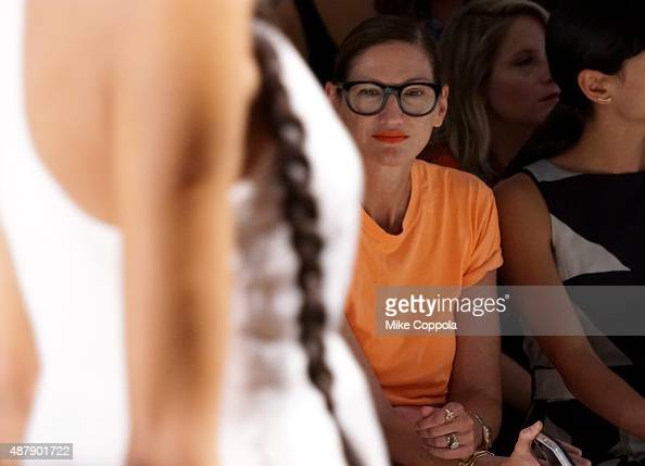 Creative Director And President Of J.Crew Jenna Lyons
