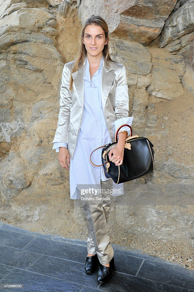Louis Vuitton Cruise 2016 Resort Collection - Arrivals