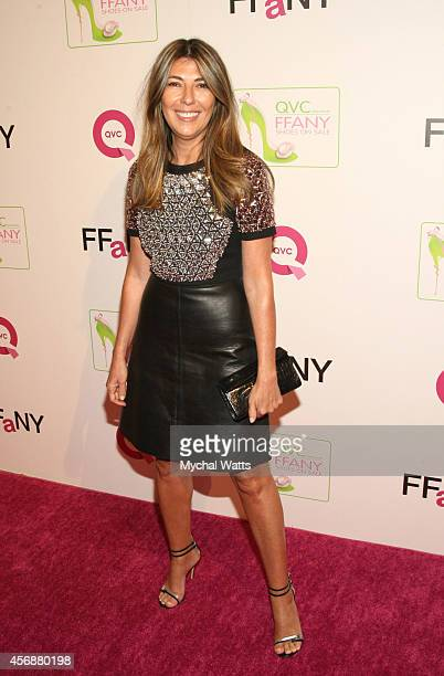 Creative Director Marie Claire Nina Garcia attends the 2014 FFANY Shoes On Sale Gala at The WaldorfAstoria on October 8 2014 in New York City